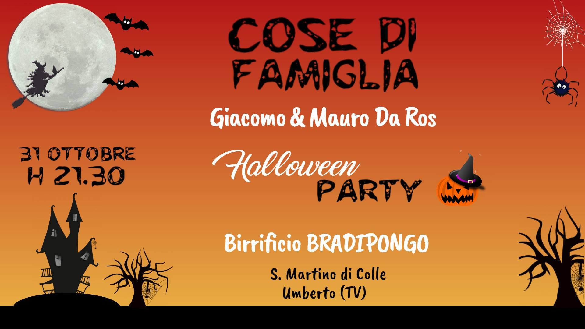 Halloween Party Con Cose Di Famiglia